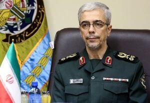 پیام تبریک عید سرلشکر باقری به رؤسای نیروهای مسلح کشورهای اسلامی