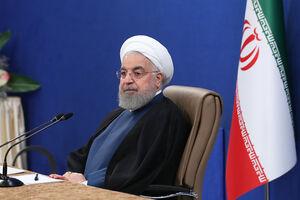 رییس جمهور روحانی