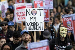 واشنگتن اعتراضات آمریکا