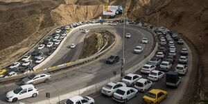 اعمال محدودیتهای ترافیکی پایان هفته در جادههای شمال