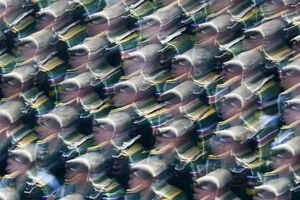 عکس/ رژه نیروهای مسلح روسیه