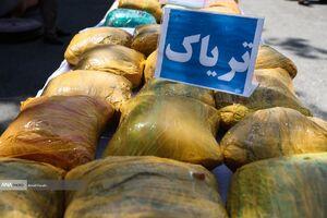 کشف بزرگترین محموله مواد مخدر در تهران