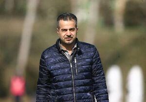 سرپرست تیم فوتبال استقلال: ما را سیاه نکنند بگویند منافعشان در فوتبال است و باید برگزار شود