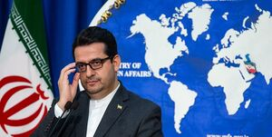 واکنش وزارت خارجه به تحریم ناخدایان ۵ کشتی ایرانی