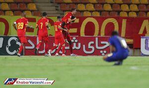 بازتاب شکست استقلال مقابل فولاد در سایت AFC