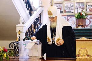 عکس/ همهپرسی اصلاح قانون اساسی در روسیه