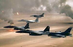 تلاش یک شیطان پرست آمریکایی برای جنگ در خاورمیانه
