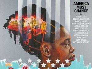 عکس/ «آمریکا باید تغییر کند»