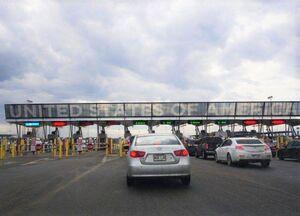 مرز آمریکا