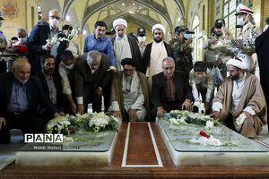 عکس/ یادبود شهدای مظلوم هفتم تیر