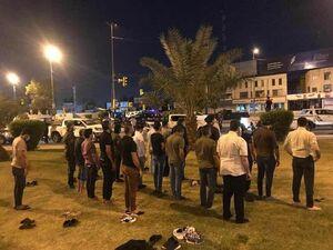 در شب ناآرام بغداد چه گذشت/ آیا «مصطفی الکاظمی» گزینه بازی در زمین آمریکاییها را انتخاب کرده است؟ +عکس