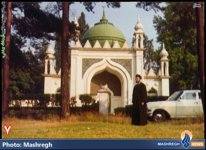 شهید آیت الله دکتر بهشتی در آلمان