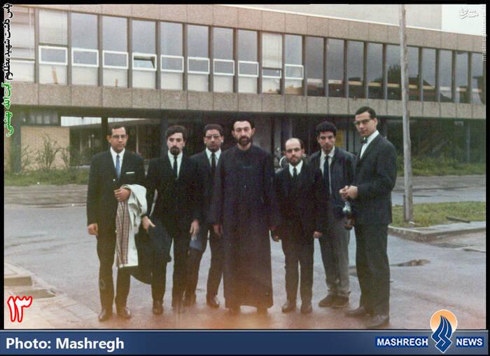 شهید آیت الله دکتر بهشتی-آلمان