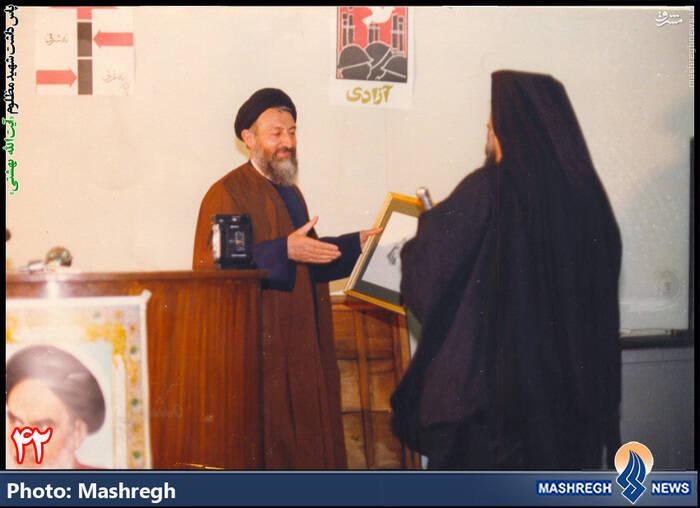 دیدار با رهبر مبارز مسیحیان، اسقف «کاپوچی»