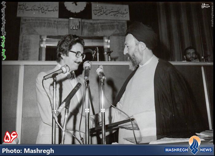 مراسم تحلیف نخستین «رییس جمهور اسلامی ایران»