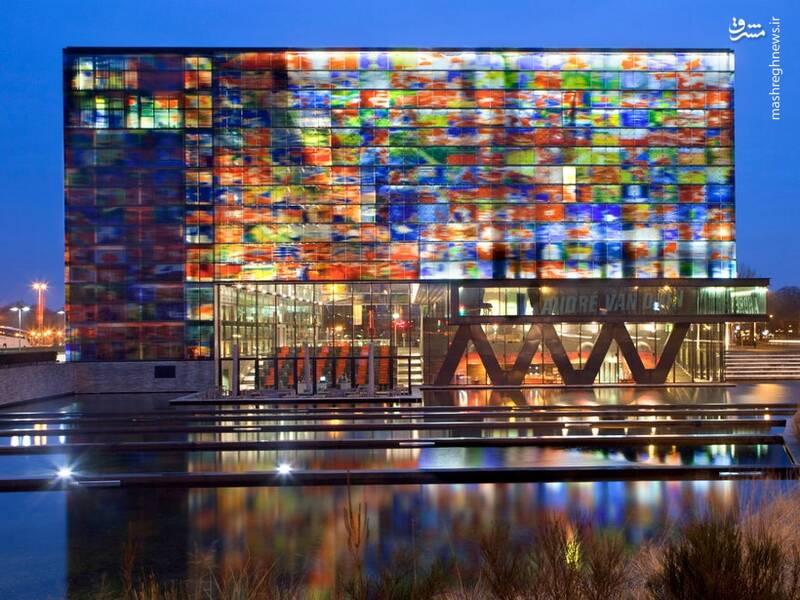 ساختمان رادیو و تلویزیون هلند