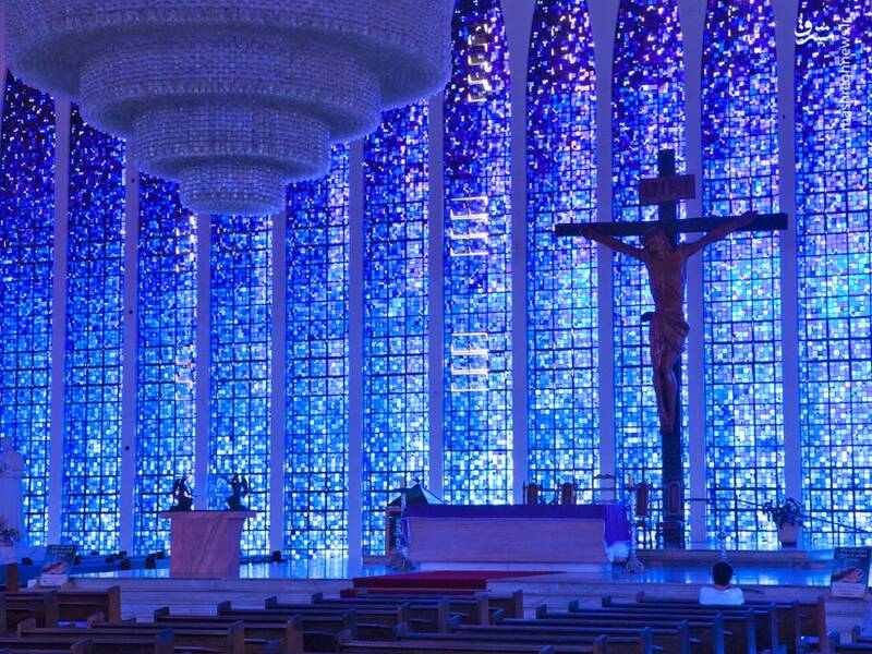 کلیسای دوم بوسکو برزیل