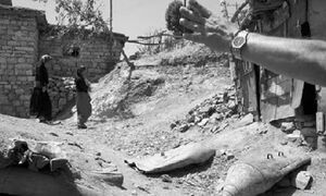 سکوت مرگبار جهان در برابر جنایات جنگی صدام/ «سردشت» شهری که هیروشیمای ایران شد