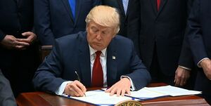 قمار جدید ترامپ برای خروج از بحران