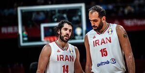 ۲ ایرانی در تیم منتخب آسیایی نوروود +عکس