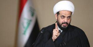 انتقاد تند «قیس خزعلی» از نخستوزیر عراق