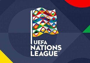 برنامه جدید مسابقات لیگ ملتهای اروپا