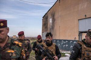 سند دستور نخست وزیر عراق برای حمله به مقر حشد الشعبی +عکس
