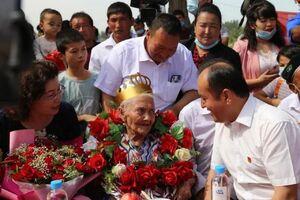 مسنترین فرد جهان