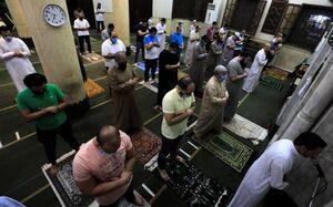 عکس/ بازگشایی مساجد مصر