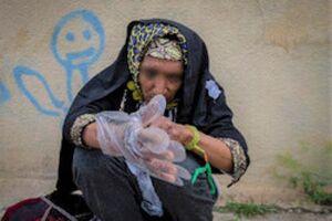 بیش از ۲۰۰ معتاد متجاهر به کرونا مبتلا شدند