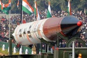 آماده باش موشکهای هند برای مقابله با جنگندههای چینی