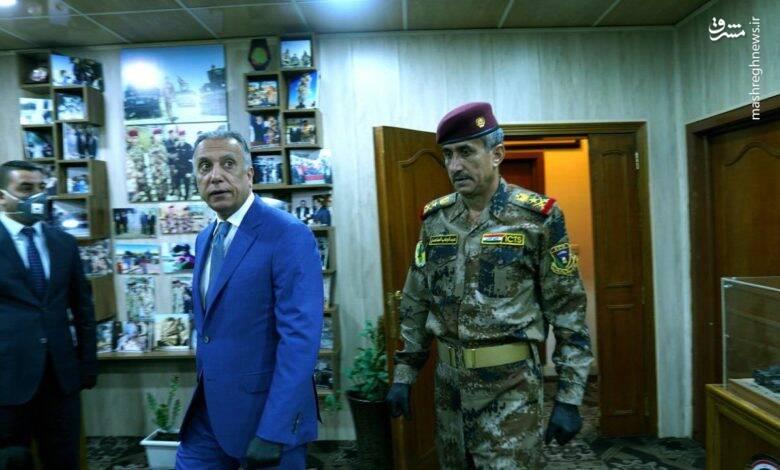 سند دستور نخست وزیر عراق برای حمله به مقر حشد الشعبی