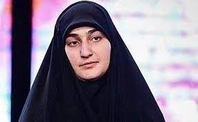 جمله دختر «حاج قاسم» به همسر شهید مدافع حرم چه بود؟