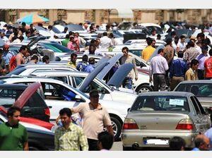 دستور خالی بدون تدبیر برای سوداگری در بازار خودرو