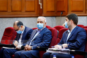 ابر بدهکار بانکی در ششمین جلسه دادگاه طبری