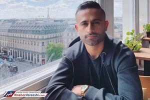 ابراهیمی: از استقلال خبری نشد، منم به قطر رفتم