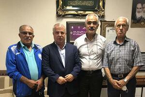 در جلسه پروین با گلمحمدی چه گذشت؟