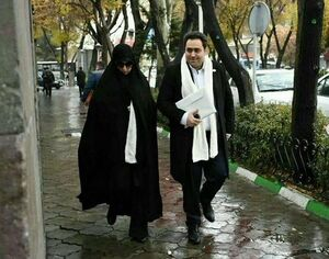 داماد روحانی در راه وزارت نفت؛ دختر روحانی در دانشگاه!