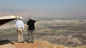 درخواست اتحادیه اروپا برای توقف تخریب دره اردن