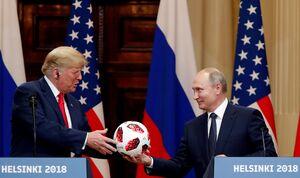 ترامپ و پوتین - نمایه