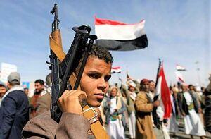 ادعای ائتلاف سعودی درباره سرنگونی پهپاد یمنی در نجران