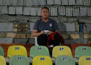 اسکوچیچ در استادیوم شهر قدس