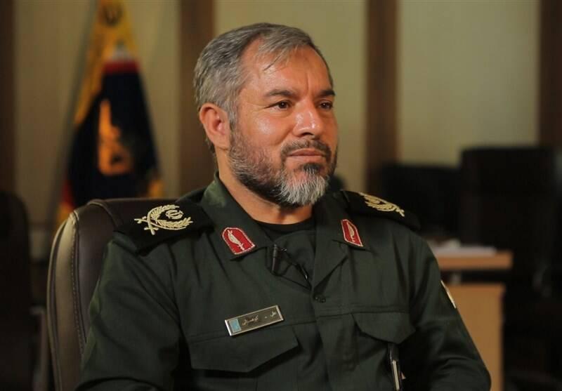 تصاویر تست تسلیحات جدید سپاه منتشر شد