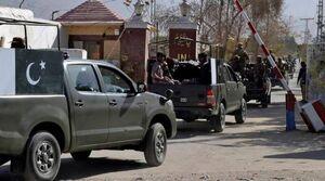 فیلم/ درگیری مسلحانه در محل بورس کراچی