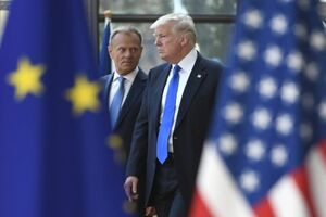 اروپا ترامپ نمایه