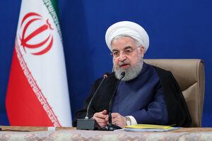 فیلم/ روحانی: نیروهای آمریکایی از سوریه خارج شوند