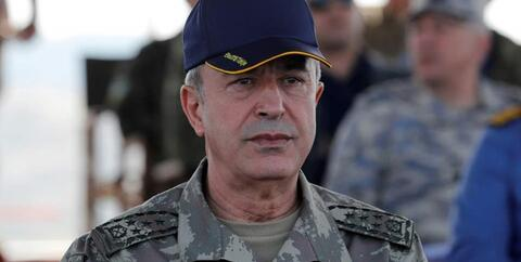 وزیر دفاع ترکیه: به حق حاکمیت عراق احترام میگذاریم