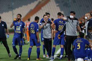 بازیکنان استقلال به خودشان هم رحم نمیکنند/ مجیدی چیزی برای گفتن ندارد و فقط کنار زمین فریاد می کشد!