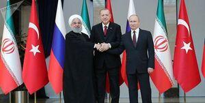 نشست ویدئو کنفرانسی پوتین، روحانی و اردوغان درباره سوریه