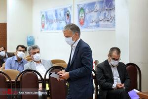 عکس/ دادگاه رسیدگی به اتهامات عباس ایروانی